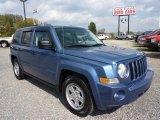 2007 Marine Blue Pearl Jeep Patriot Sport 4x4 #71745291