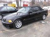 1999 Cosmos Black Metallic BMW 3 Series 328i Convertible #71744876