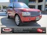 2006 Alviston Red Mica Land Rover Range Rover Supercharged #71745272