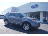 2013 Sterling Gray Metallic Ford Explorer XLT 4WD #71744867