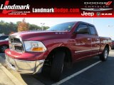 2011 Deep Cherry Red Crystal Pearl Dodge Ram 1500 ST Quad Cab #71744861