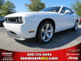 2013 Bright White Dodge Challenger SXT Plus #71744858