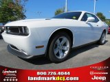 2013 Bright White Dodge Challenger SXT #71744855