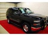 2002 Onyx Black Chevrolet Tahoe LS #71744819