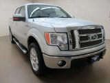 2010 Ingot Silver Metallic Ford F150 Lariat SuperCrew 4x4 #71744413