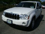 2006 Stone White Jeep Grand Cherokee Limited 4x4 #71744406