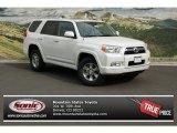 2013 Blizzard White Pearl Toyota 4Runner SR5 4x4 #71744375