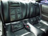 2006 Ford Mustang Saleen S281 Coupe Rear Seat