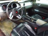 2006 Ford Mustang Saleen S281 Coupe Dark Charcoal Interior