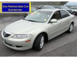2004 Pebble Ash Metallic Mazda MAZDA6 i Sedan #71744366