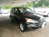 2010 Crystal Black Pearl Honda CR-V EX-L AWD #71745173
