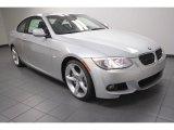 2013 Titanium Silver Metallic BMW 3 Series 335i Coupe #71745160
