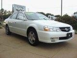 2003 White Diamond Pearl Acura TL 3.2 #71819237