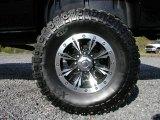 2001 Dodge Ram 2500 ST Quad Cab 4x4 Custom Wheels