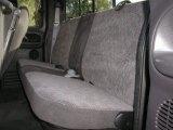 2001 Dodge Ram 2500 ST Quad Cab 4x4 Rear Seat