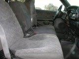 2001 Dodge Ram 2500 ST Quad Cab 4x4 Front Seat