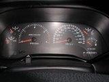 2001 Dodge Ram 2500 ST Quad Cab 4x4 Gauges