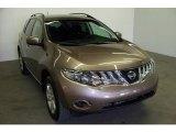 2009 Tinted Bronze Metallic Nissan Murano S AWD #7135500