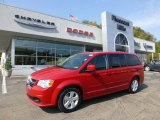 2013 Redline 2 Coat Pearl Dodge Grand Caravan SE #71819443