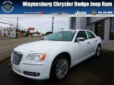 2013 Bright White Chrysler 300 C AWD #71819381