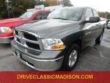 2012 Mineral Gray Metallic Dodge Ram 1500 SLT Quad Cab 4x4 #71819498