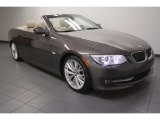 2011 Mojave Metallic BMW 3 Series 335i Convertible #71819468