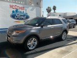 2013 Sterling Gray Metallic Ford Explorer Limited #71819307