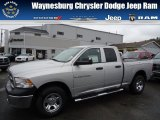 2012 Bright Silver Metallic Dodge Ram 1500 ST Quad Cab 4x4 #71852905