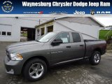2012 Mineral Gray Metallic Dodge Ram 1500 Express Quad Cab 4x4 #71852902