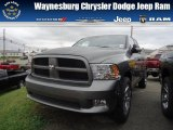 2012 Mineral Gray Metallic Dodge Ram 1500 Express Quad Cab 4x4 #71852901