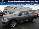 2012 Mineral Gray Metallic Dodge Ram 1500 Express Quad Cab 4x4 #71852899