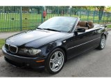 2005 Mystic Blue Metallic BMW 3 Series 330i Convertible #71860656