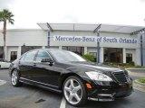2013 Black Mercedes-Benz S 550 Sedan #71860554