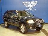 2002 Black Jeep Grand Cherokee Limited 4x4 #71860460