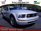 2006 Satin Silver Metallic Ford Mustang V6 Premium Coupe #71861037