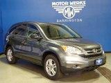 2010 Polished Metal Metallic Honda CR-V EX AWD #71860454