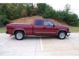 2005 Chevrolet Silverado 1500 Sport Red Metallic