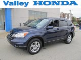2010 Royal Blue Pearl Honda CR-V EX-L AWD #71860500