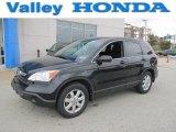 2009 Crystal Black Pearl Honda CR-V EX 4WD #71860499