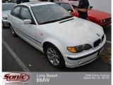 2002 Alpine White BMW 3 Series 325i Sedan #71860719