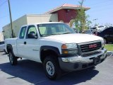 2004 GMC Sierra 2500HD Work Truck Extended Cab Data, Info and Specs