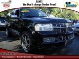 2007 Black Lincoln Navigator L Luxury 4x4 #71861024