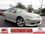 2004 Pebble Ash Metallic Mazda MAZDA6 s Sedan #71861110