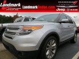 2011 Ingot Silver Metallic Ford Explorer Limited #71860620