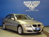 2009 Platinum Bronze Metallic BMW 3 Series 328xi Sedan #71860441