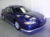 2003 Superior Blue Metallic Chevrolet Monte Carlo SS Jeff Gordon Signature Edition #71860907