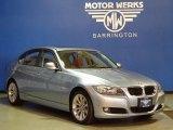 2011 Blue Water Metallic BMW 3 Series 328i xDrive Sedan #71860434