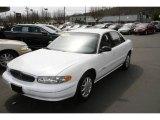 1999 Bright White Diamond Buick Century Custom #7146511