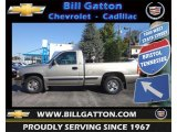 1999 Light Pewter Metallic Chevrolet Silverado 1500 LS Regular Cab #71861083