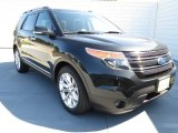2013 Tuxedo Black Metallic Ford Explorer Limited #71860675